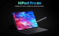 CHUWIがSnapdragon 662搭載Android11タブレットPC「HiPad Pro」を8月3日から発売開始-10.8インチでスタイラスペンもキーボードも使える