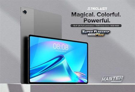 【安っ! 179.99ドル】名機iPlay40を超えるAndroidタブレット「TECLAST T40 Plus」発売~AnTuTu21万点越え/フラットデザインでより薄く/軽く/イヤホンジャックも搭載