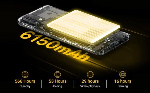 林檎スマホ激似で約1万円「OUKITEL C21 Pro」発売~6.39インチ/4G LTE B8/B19対応でこの価格は安い