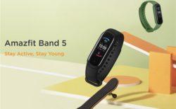 AmazfitからもMi Bandライクなスマートバンド「Amazfit Band 5」グローバル版が遂に発売~Alexa対応で価格も36.99ドルとリーズナブル