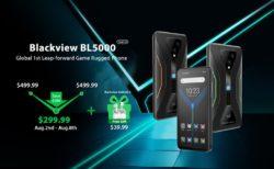 世界初5Gタフネスゲーミングスマホ「Blackview BL5000」が早期割引で299.99ドル/フラッグシップTWSイヤホン「AirBuds 5 Pro」発売! 35dBハイブリッドANCとプレミアムサウンドを実現 : PR