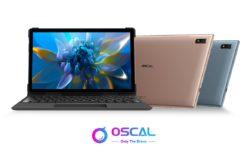 10.1インチ タブレット「OSCAL Pad 8」発売~スリム&スタイリッシュデザインでAndroid11ベース DokeOS_P1.0搭載のタブレット : PR