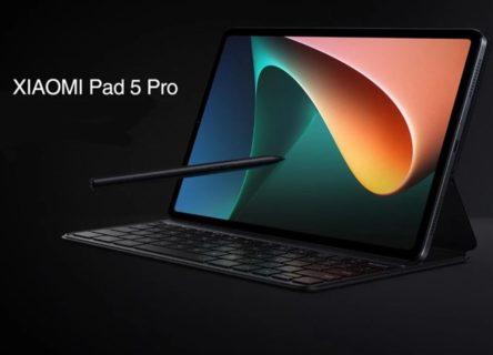 XiaomiからMi Pad5に続き新Androidタブレット「Mi Pad 5 Pro」も発売へ~スナドラ870/8スピーカー/67W急速充電等弟分Mi Pad5より性能大幅アップ