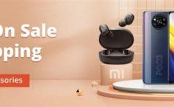 Banggoodで「Xiaomiブランドスマホ&アクセサリーセール」開催~POCO X3 Proが209ドル、Mi Watch 105.99ドル、Mi Band6グローバル版32.99ドルとお買い得価格が多数