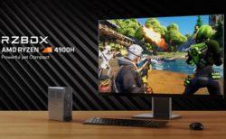 RYZEN 9 4900H CPU搭載! CHUWIミニPC「RZBOX」がクラファンで発売へ~事前キャンペーンで早期割引とプレゼントが当たる