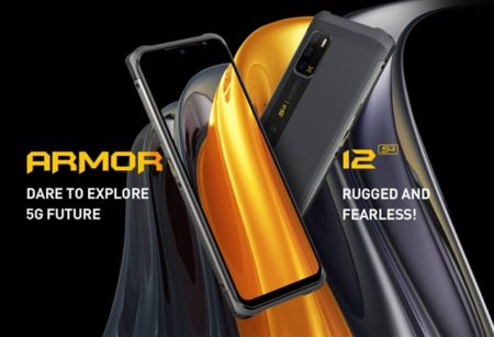 性能にもデザインにも拘ったタフネススマホ「Ulefone ARMOR12」 が発売~Dimensity700搭載のミドルレンジ機