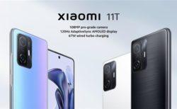6.67インチAMOLED 準フラッグシップ『Xiaomi 11T』発売~早期割引で449ドルと破格値! 1億画素カメラ/67W急速充電/AnTuTu60万点などハイエンド性能