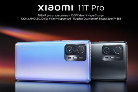 フラッグシップ性能が599ドル! 「Xiaomi 11T Pro」発売~Snapdragon888/1億画素カメラ/120W充電でこの価格は安すぎる