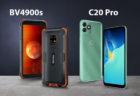 Blackview BV4900とOSCAL C20シリーズが同時アップグレードされて発売!Android 11+UNISOC SoCの「BV4900s」と、同じくUNISOC SoCとカメラをアップデートした「OSCAL C20 Pro」が登場 : PR